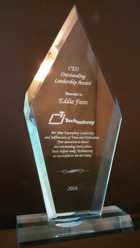 CEO Outstanding Leadership Award